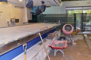 Les obres ja han començat al Mercat de Serraparera