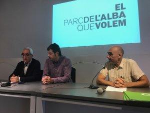 La presentació del procés participatiu al Centre Direccional