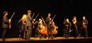 L'Orquestra de Cambra de Cerdanyola en un dels seus concerts