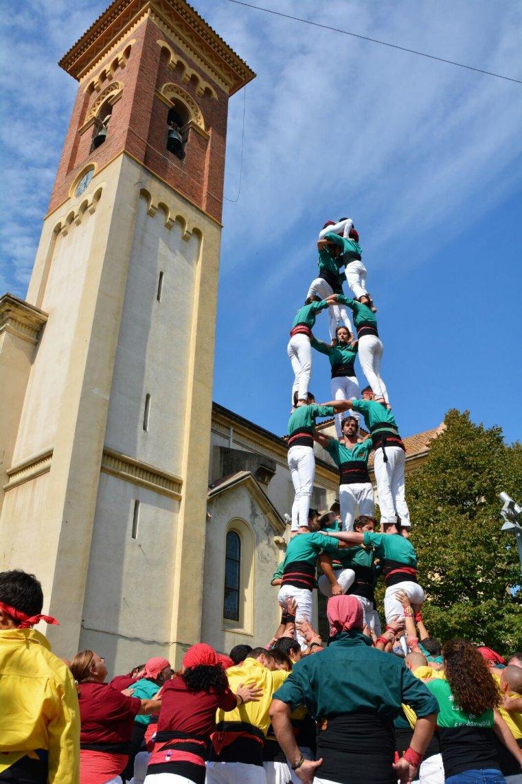 El passat 24 de setembre els Castellers van celebrar la seva 1a Diada de Tardor, mostrant el bon moment en què es troben