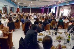 Durant la gala l'associació Cerdanyola Empresarial lliurarà fins a 8 reconeixements a empreses de la ciutat