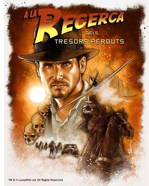 Indiana Jones continua sent protagonista a Cerdanyola.
