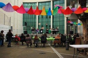 Les xerrades i ponències es concentraran al matí, amb un taller de dansa i un concert a la tarda