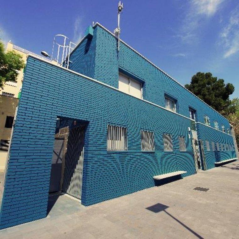 Edifici del Casal de Joves Altimira, a Cerdanyola