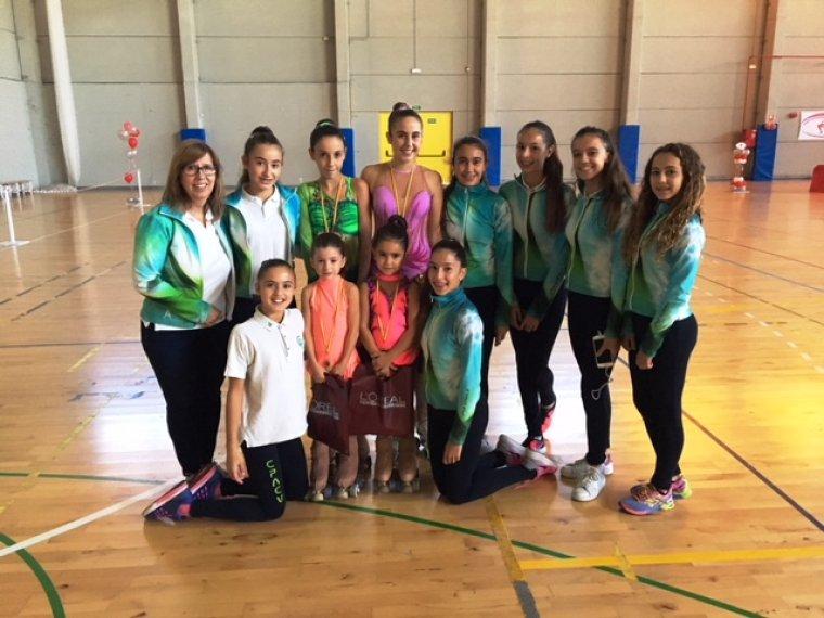 El CPA Cerdanyola va aconseguir una medalla d'or, dues de plata i dues de bronze en el IV Trofeu de Colmenar Viejo