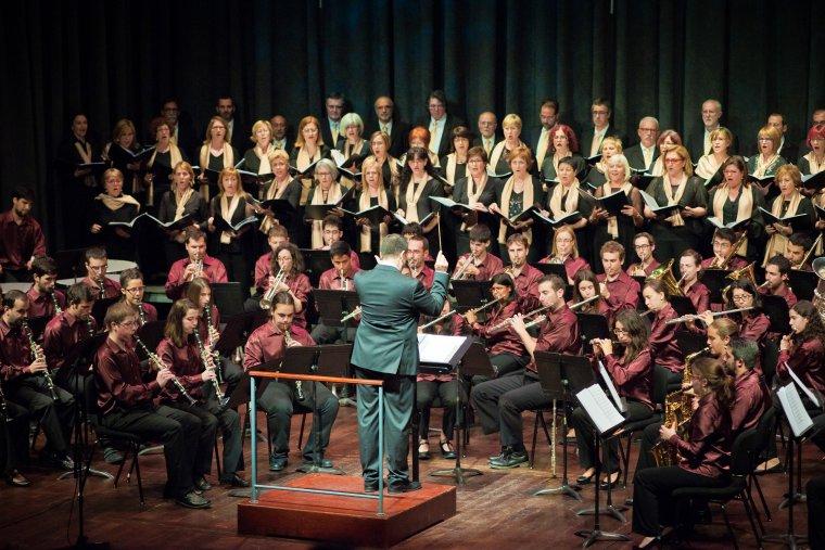La festivitat dels músics és una data que l'AMCV sempre ha celebrat, des de la seva fundació l'any 1999