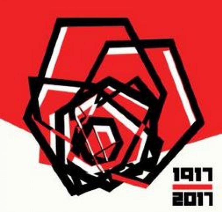Se celebren els 100 anys de la Revolució Russa.