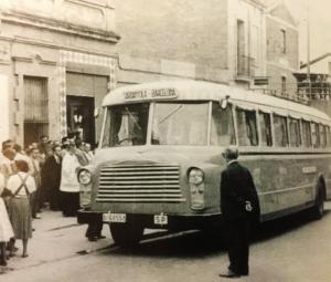 Autobus Cerdanyola - Barcelona