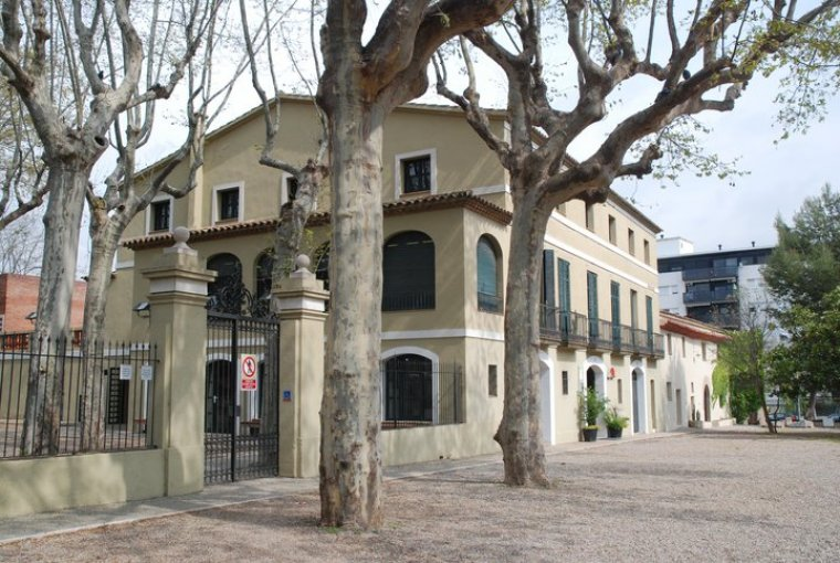 La masia de Can Serraparera