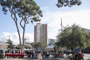 Les fotografies del mercat d'antiguitats de Cerdanyola