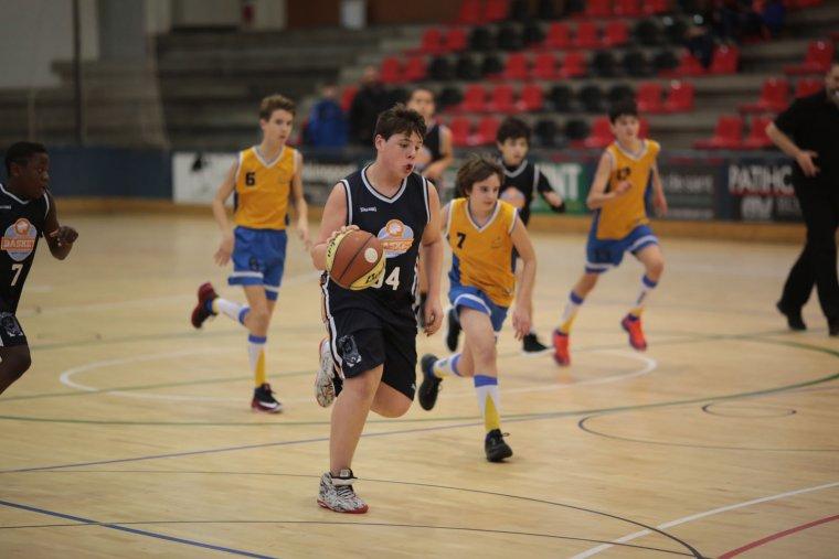 Dos dels clubs participants en el Torneig de Reis de la Unió Esportiva Sant Cugat