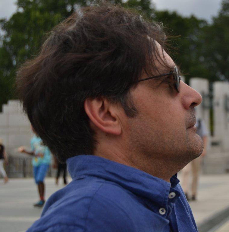 L'escriptor i crític literari Vicenç Pagès