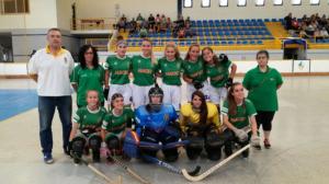 Segon equip femení del Cerdanyola CH