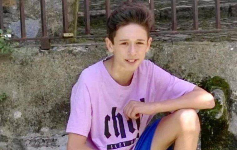 Imatge del noi localitzat a Ripollet