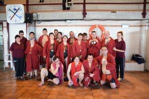 Els medallistes d'ASPADI al XVII Campionat de Barcelona disputat a Igualada