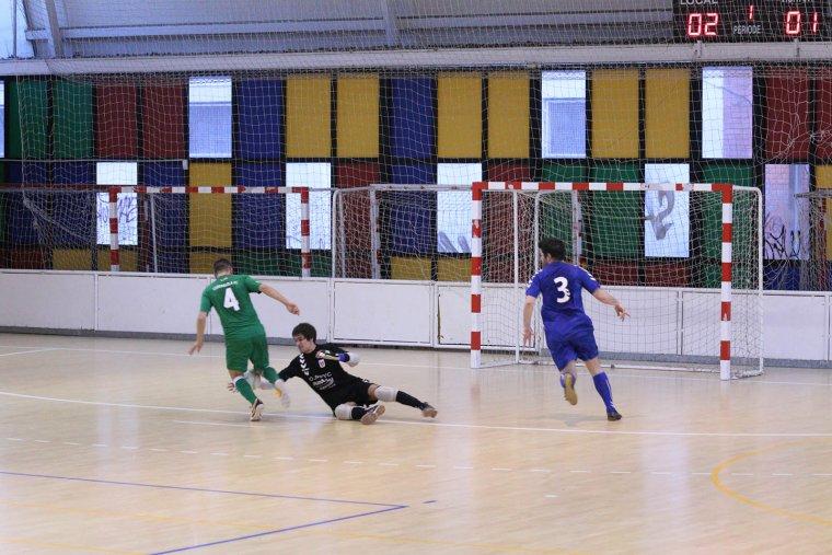 L'Olimpyc i el Cerdanyola han empatat a 2 gols