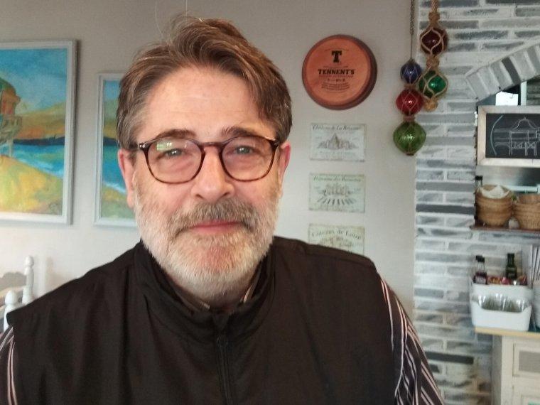 El periodista i realitzador Jordi Navarro