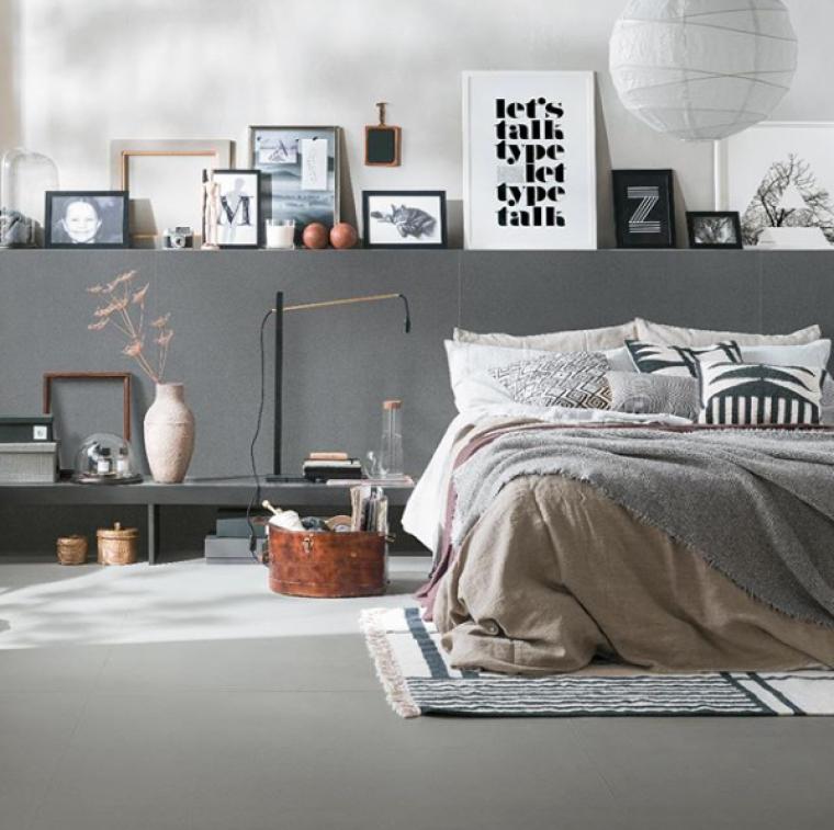 La cerà mica també es fa servir per les habitacions