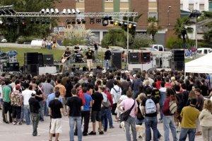 Imatge de l'edició de l'Altimira Fest de l'any 2006