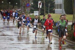 Imatge d'una prova d'atletisme a Cerdanyola