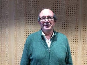 L'escriptor i professor Jaume Cela