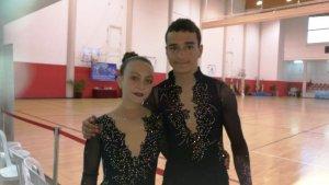 Marta Jiménez i Pol López a Màlaga