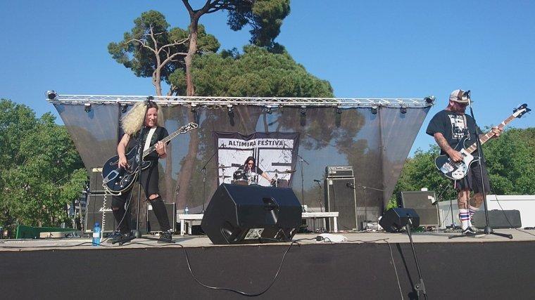 Disaster Jacks han sigut el tercer grup en participar a l'Altimira Festival