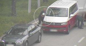 Captura d'uns dels robatoris
