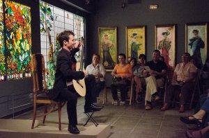 El guitarrista cerdanyolenc Izan Rubio actuarà al concert de la JOC