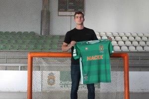 Ignasi López ja és jugador del Cerdanyola CH