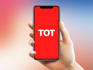La gran majoria d'usuaris que accedeixen a la web del TOT ho fan des del mòbil