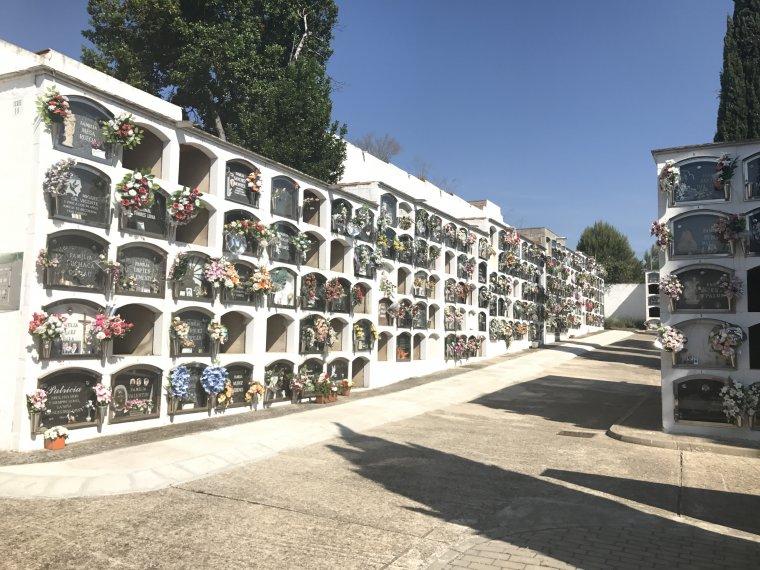 El cementiri de Cerdanyola