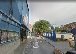 El carrer de Santa Teresa