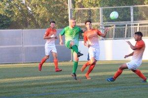 El Cerdanyola FC i el Peralada CF han empatat a 1 gol