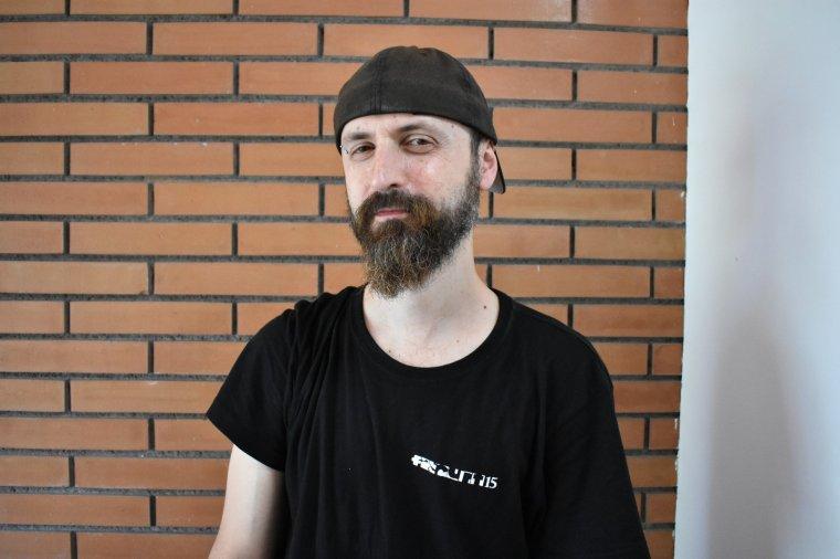Rafa Dengrà , director del Fantosfreak des de la primera edició