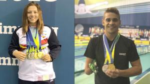 Els dos guanyadors al Campionat d'Europa a Dublin