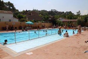 La piscina de Montflorit
