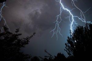 Precaució davant les fortes tempestes