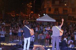 Un dels concerts de la Festa Major de Ripollet 2017