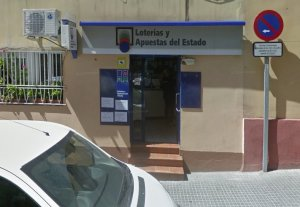 Administració de loteria del carrer Doctor Zamenhof a Ripollet