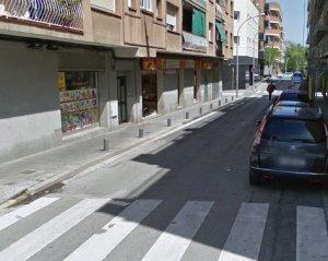 Porció de carrer de Felicià Xarau
