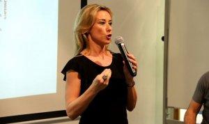 Anna Gener és la presidenta de Savills Aguirre Newman Barcelona