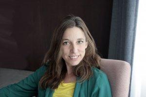 L'escriptora i periodista Llucia Ramis