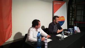 Ángel Puertas assegura que és tant fatxa un nacionalista català, com un d'espanyol.