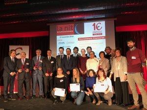 Els guanyadors de la 7a Nit de Cerdanyola Empresarial