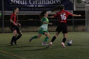 El primer equip femení del Cerdanyola FC ha perdut (3-0) al camp del Sant Cugat FC