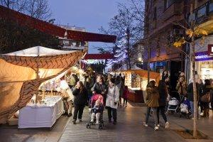 Els carrers es tornaran a omplir d'oferta comercial nadalenca