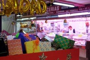 Els mercats seran punts de recollida de joguines