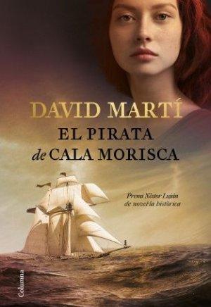 Portada del llibre 'El pirata de cala Morisca'