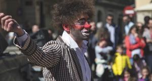 El pallasso Sabanni actuarà el 17 de febrer a Cerdanyola